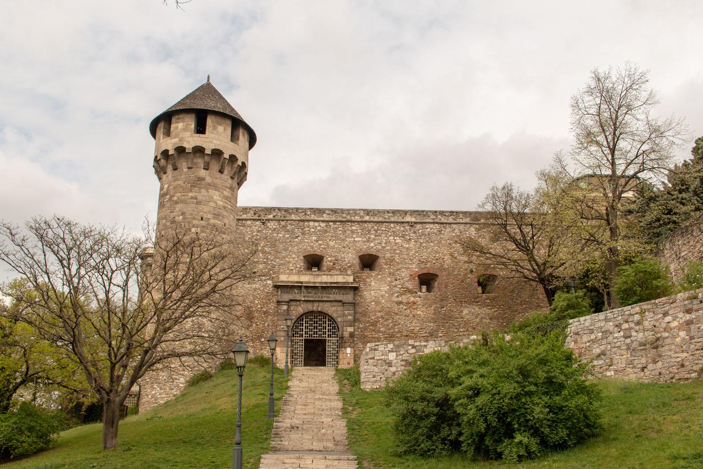 Bastei aus dem Mittelalter