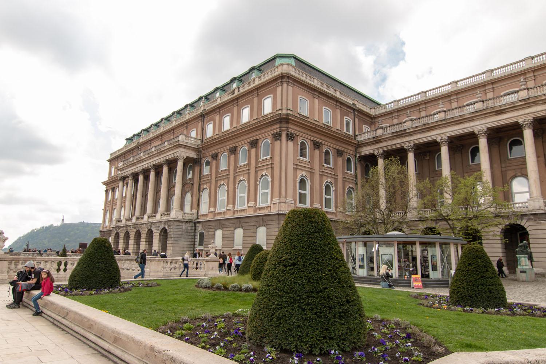 ...mit der Nationalgalerie
