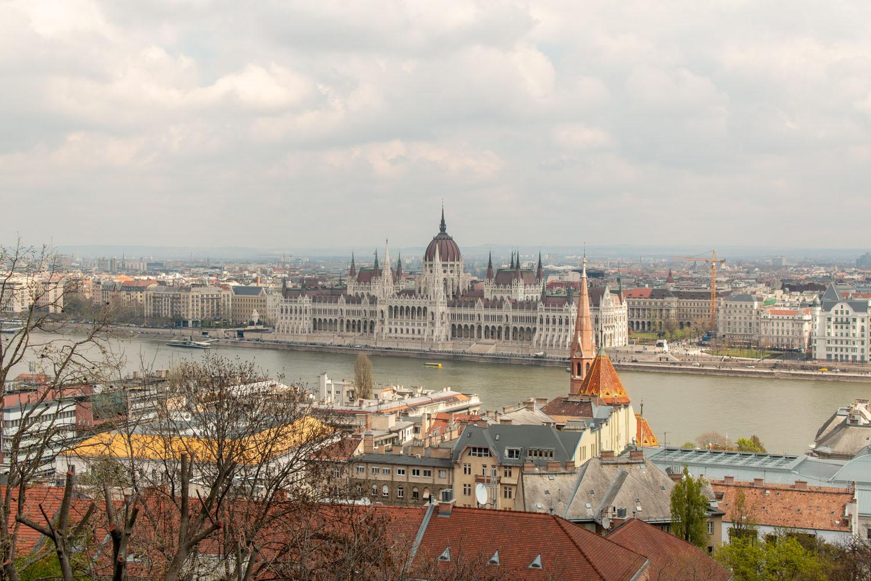 Ausblick auf das Parlament