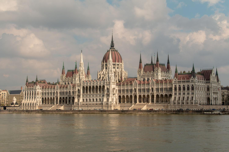 Frühlingswochenende in Budapest