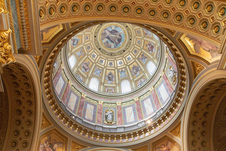 Kuppel der Basilika