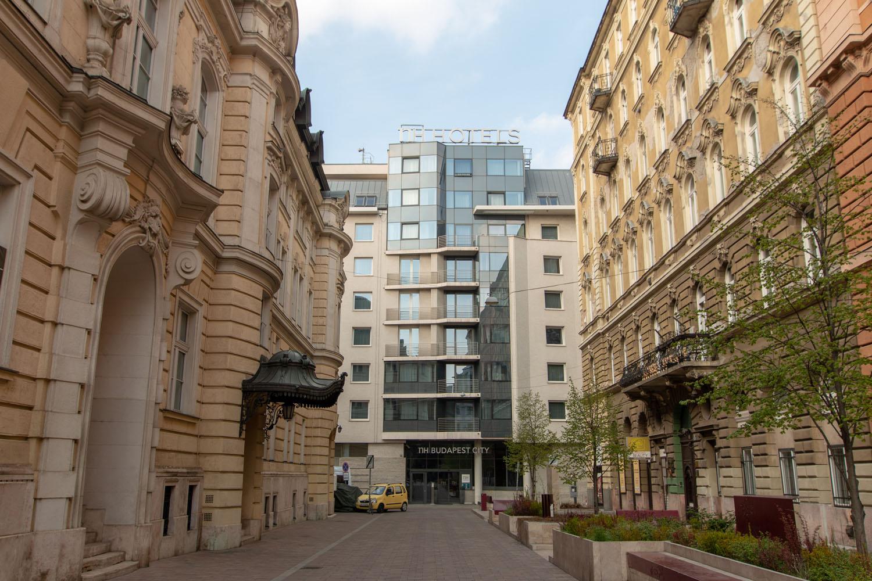NH Hotel Budapest City