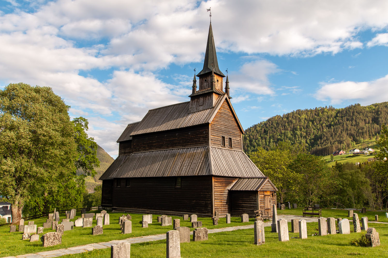 Stabkirche Kaupanger