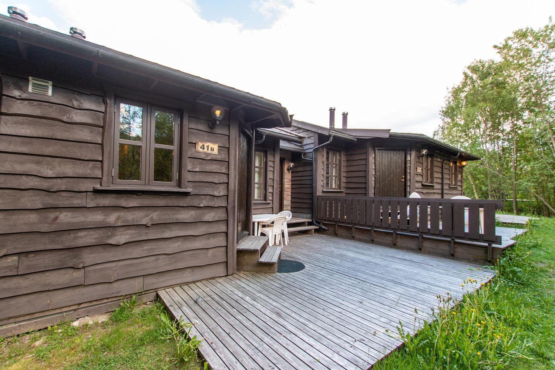 Unsere Hütte im Vesterland Feriepark