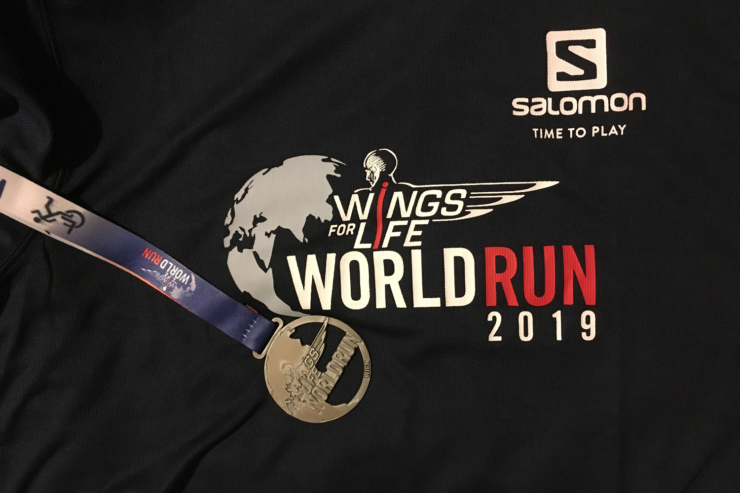 "Wings for Life World Run 2019 – ""Running for those who can't"""