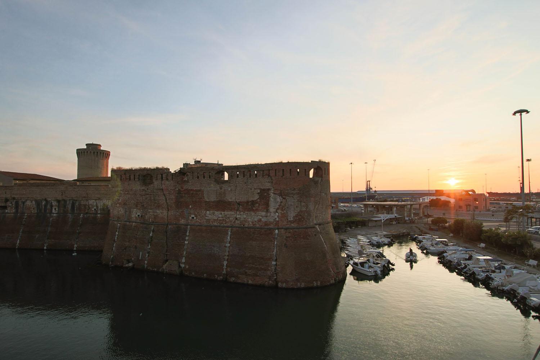 Burganlage Fortezza Vecchia