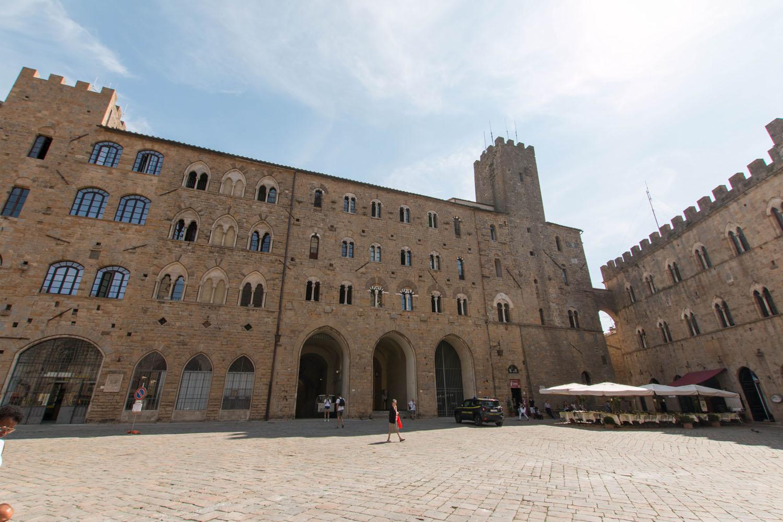 Piazza dei Priori...