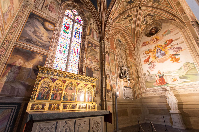 Baroncelli Kapelle