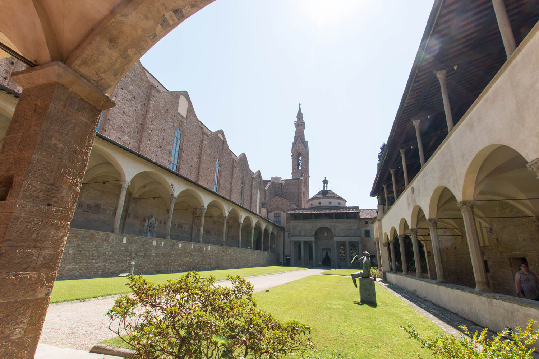 Klosterinnenhöfe