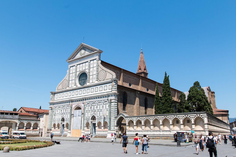 ...Kirche Santa Maria Novella