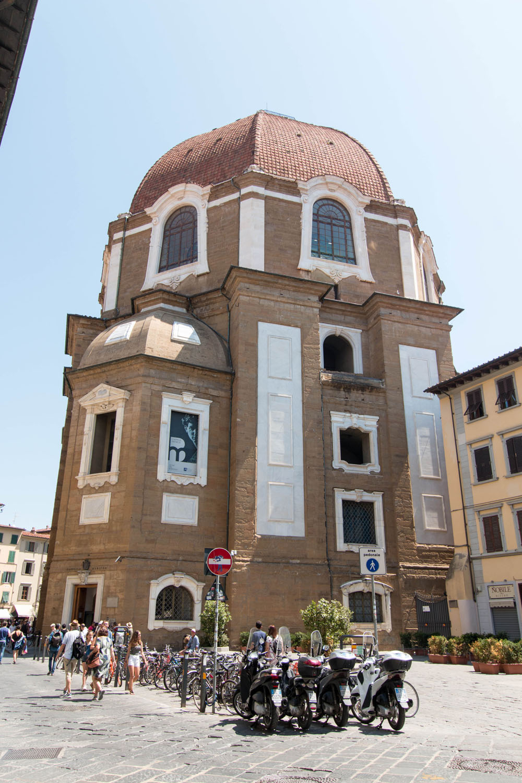 Die berühmte Medici-Kapelle