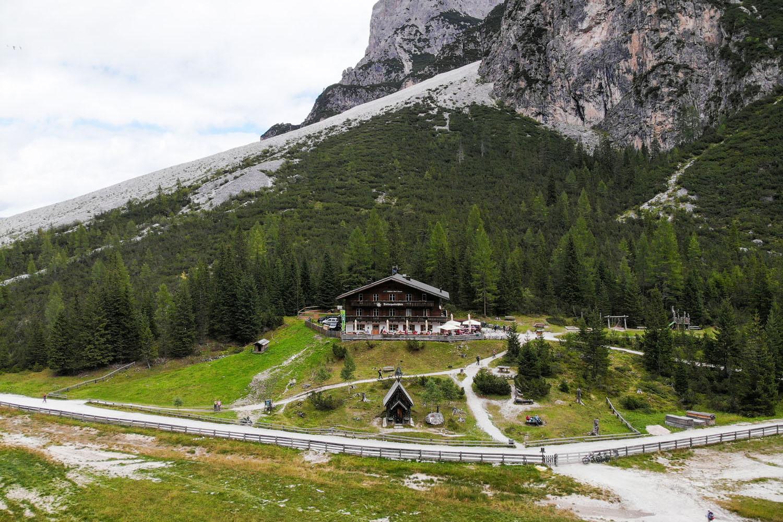 Mountainbike-Tour in den Sextener Dolomiten – Von Innichen zur Dreischusterhütte
