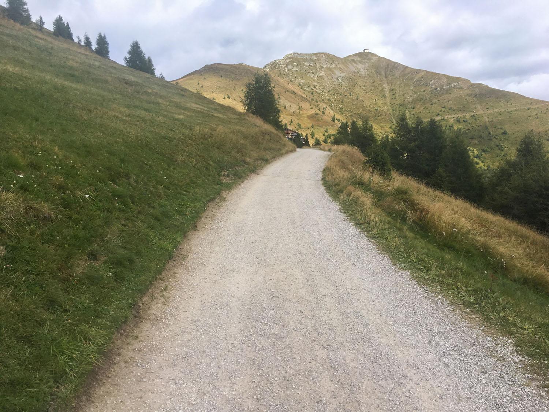 Weg zur Hahnspielhütte