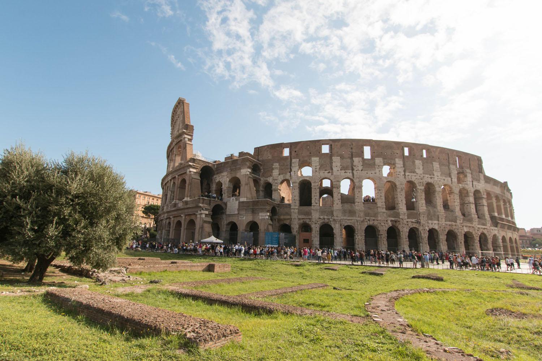 Ein verlängertes Spätsommer-Wochenende in Rom