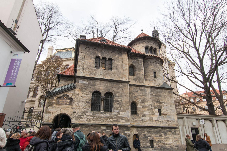 Jüdische Zeremonienhalle neben dem Friedhof