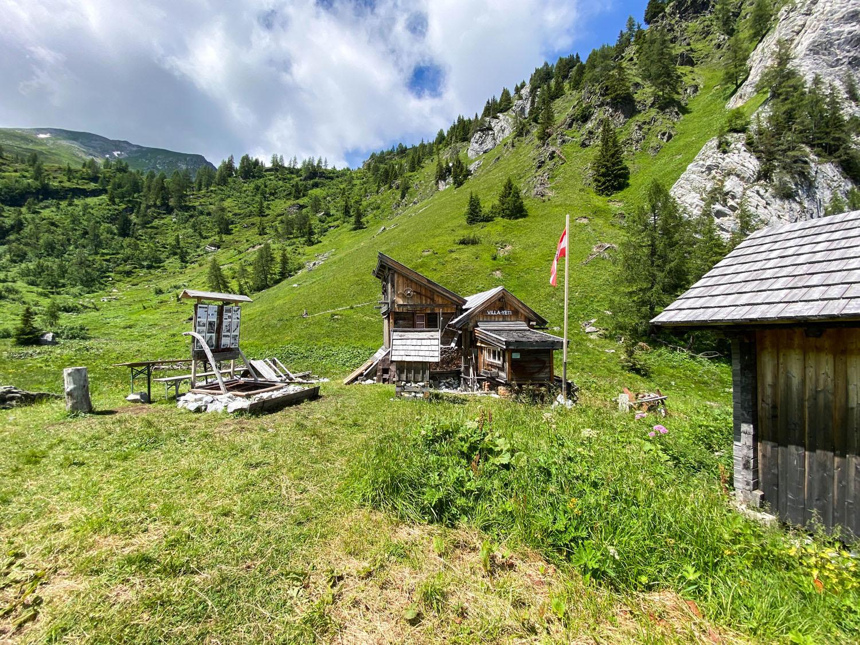 Villa Yeti am Obstanserboden Winklertal