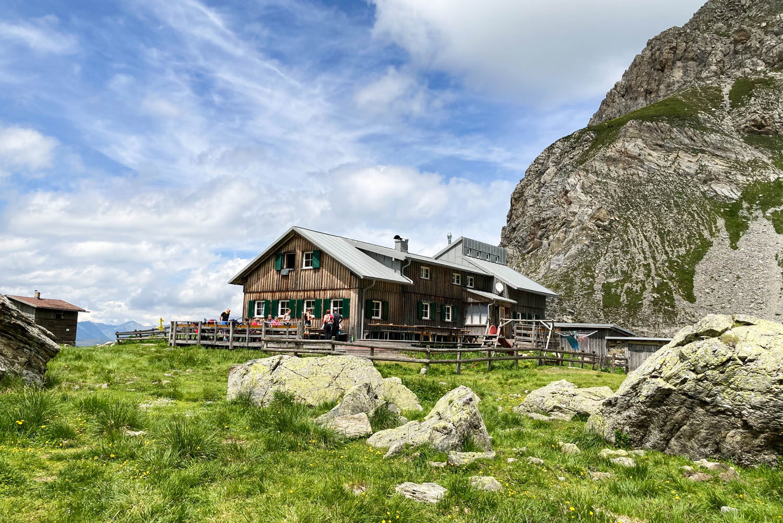 Wandern im Hochpustertal – Von Kartitsch auf die Obstansersee Hütte