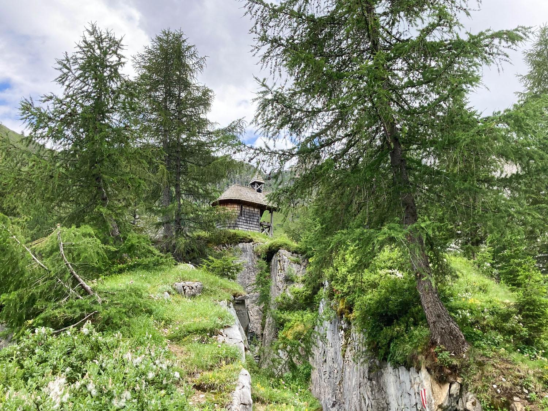 Prinz-Heinrich-Kapelle Obstanserboden, Winklertal